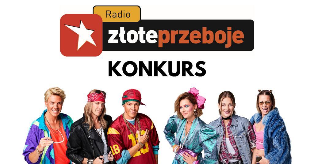 'Radio Złote Przeboje 80, 90, 00 Total Look'