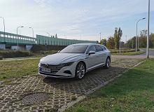 Opinie Moto.pl: nowy Volkswagen Arteon. Pięć powodów, dlaczego nie jest to zwykły lifting