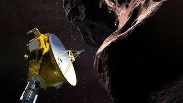 Sonda New Horizons w pobliżu Ultima Thule