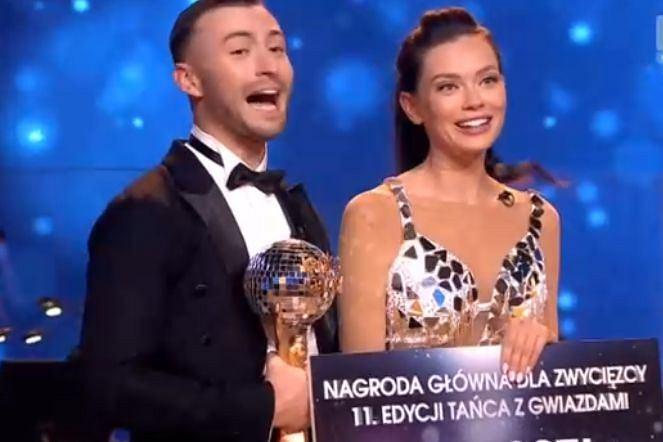Edyta Zając wygrała 'Taniec z gwiazdami'