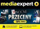 Nocna wyprzedaż w Media Expert! Tylko dziś od 18:00 do 21:00 aż do -50% taniej!