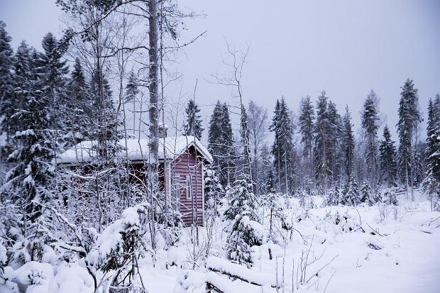 Dom w Finlandii