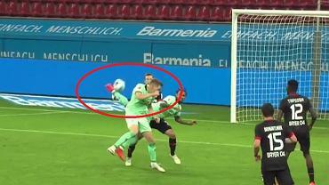 Valentino Lazaro strzela gola