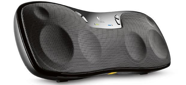 Głośniczki do smartfona, audio, smartfon, Logitech Wireless Boombox