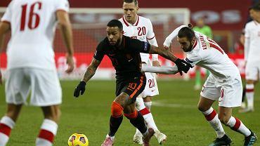 Trzech piłkarzy można pochwalić za Polska - Holandia. Jest też jedynka.