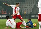 Polska przegrała z Ukrainą. Tomasz Kędziora i Dariusz Formella zagrali od pierwszej minuty