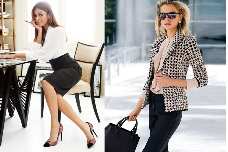 1e52eb0b322699 Biznesowa garderoba - wszystko, czego potrzebujesz do pracy.