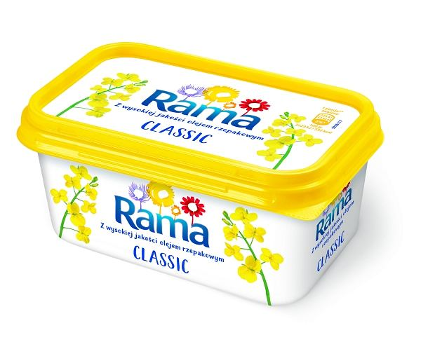 RAMA classic 450g z olejem rzepakowym