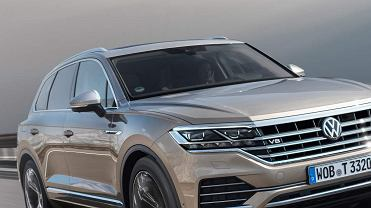 Volkswagen Touareg V8 2019