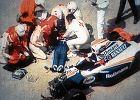 F1. Podszedł do leżącego Ayrtona Senny i poczuł jak z ciała uchodzi dusza. Nigdy czegoś takiego nie widział [CYKL Formuła 1(000)]