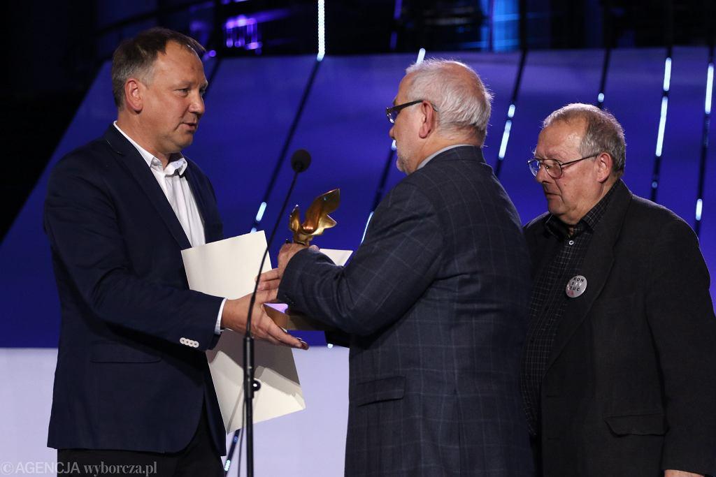 Gala Nagrody Literackiej 'Nike' 2017 / Fot. Sławomir Kamiński / Agencja Gazeta