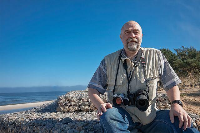 Wojciech Walczuk - - fotograf, dziennikarz, autor książki dla dzieci