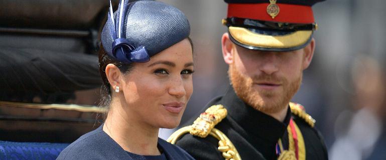 Meghan Markle i książę Harry wypowiadają wojnę paparazzim