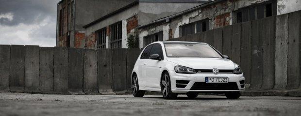 Volkswagen Golf R   Test   Hardcore w wersji soft