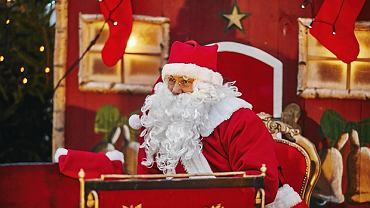 Targ bożonarodzeniowy w Łodzi