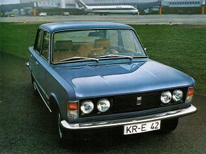 Polski Fiat 125p MR75