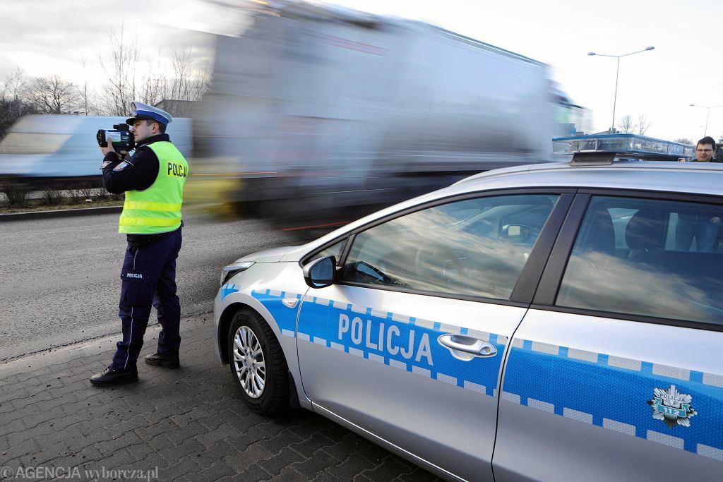 Poznań. Ponad milion kierowców przekroczyło prędkość. To dane z 3 miesięcy (zdj. ilustracyjne)