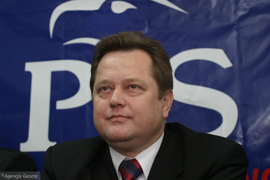 Jarosław Zieliński, 2005 r.