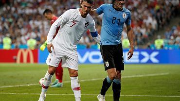 Mecz MŚ Urugwaj - Portugalia