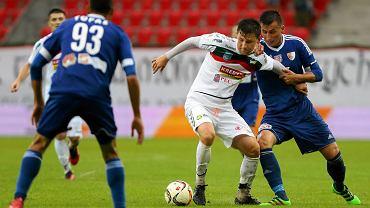 GKS Tychy - Pogoń Siedlce (0:1)