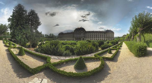 Niemcy Würzburg - Rezydencja w Wurzburgu / fot. Tomekdomek76 Flickr.com CC BY SA