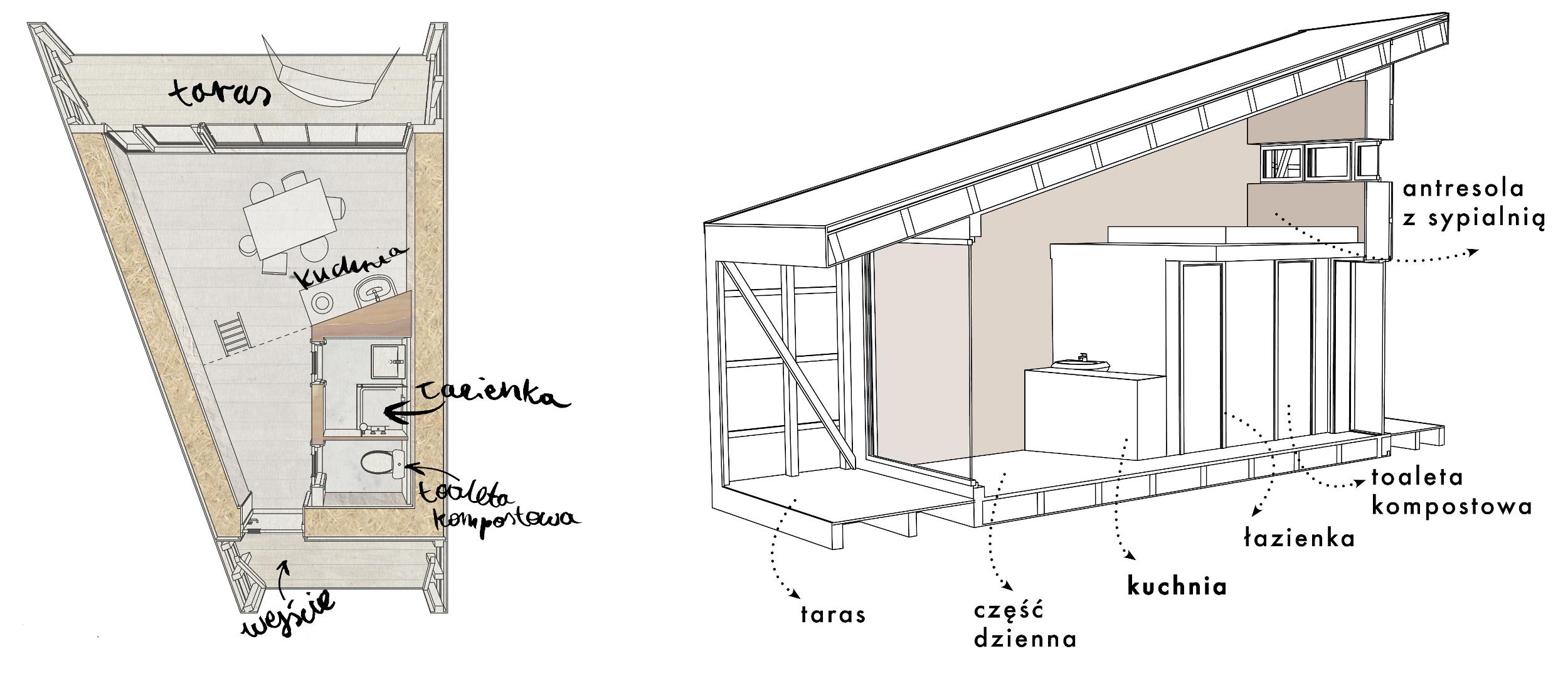 Projekt domu (fot. materiały prasowe)