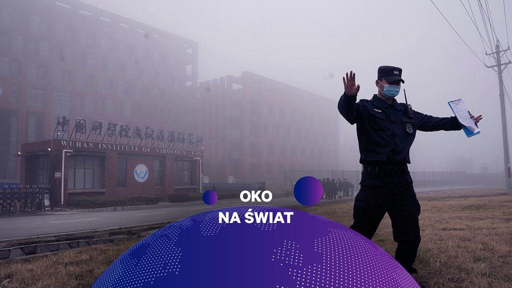 Chiny, koronawirusowe sekrety i spiskowe teorie [OKO NA ŚWIAT]