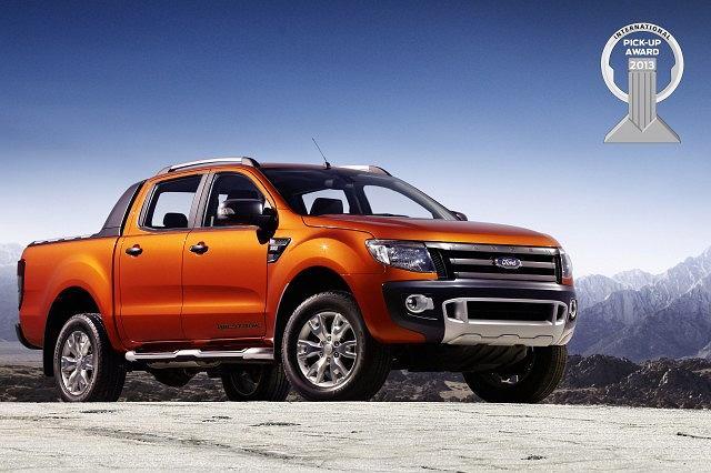 Ford Ranger - International Pick-up Award 2013