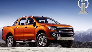 Ford Ranger - International Pick-up Award 2013