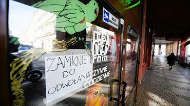 Koronawirus we Wrocławiu. Wiele biznesów musiało się zamknąć lub ograniczyć swoją działalność
