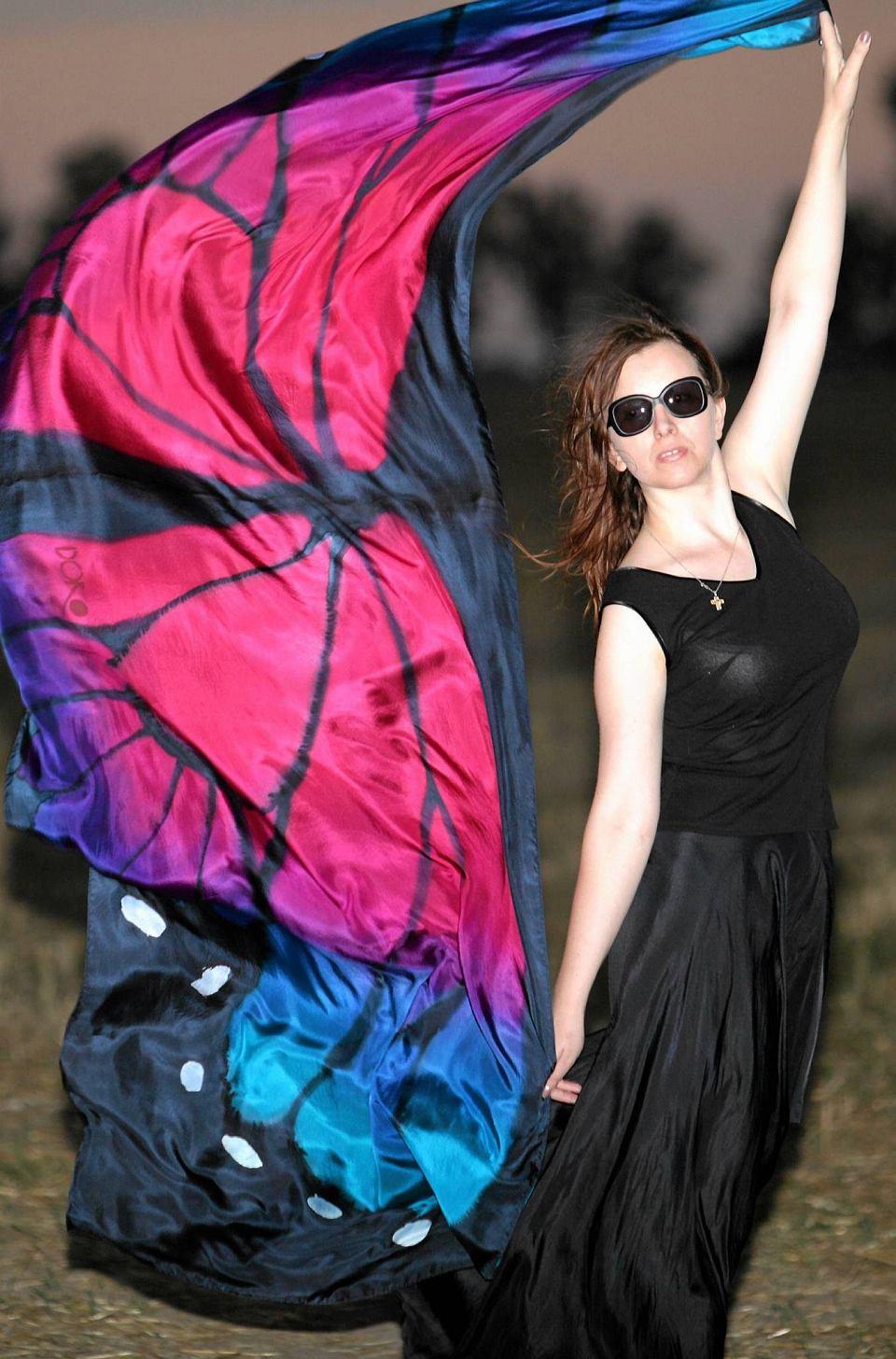 Zdjęcie numer 3 w galerii - Bajeczne skrzydła Doroty wylatują na cały świat [FOTO]