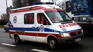 Ostrołęka. 51-letni pacjent zmarł na SOR. Sprawę bada prokuratura (fot. ilustracyjna)