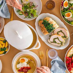 Wielkanoc, lekkie potrawy na świąteczne potrawy z tradycyjnymi składnikami