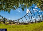 Najciekawsze roller coastery w Polsce. Mamy m.in. najwyższy mega coaster w Europie i najszybszy wodny