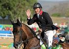 Rio 2016. Nick Skelton ma 58 lat, endoprotezę i historyczny złoty medal