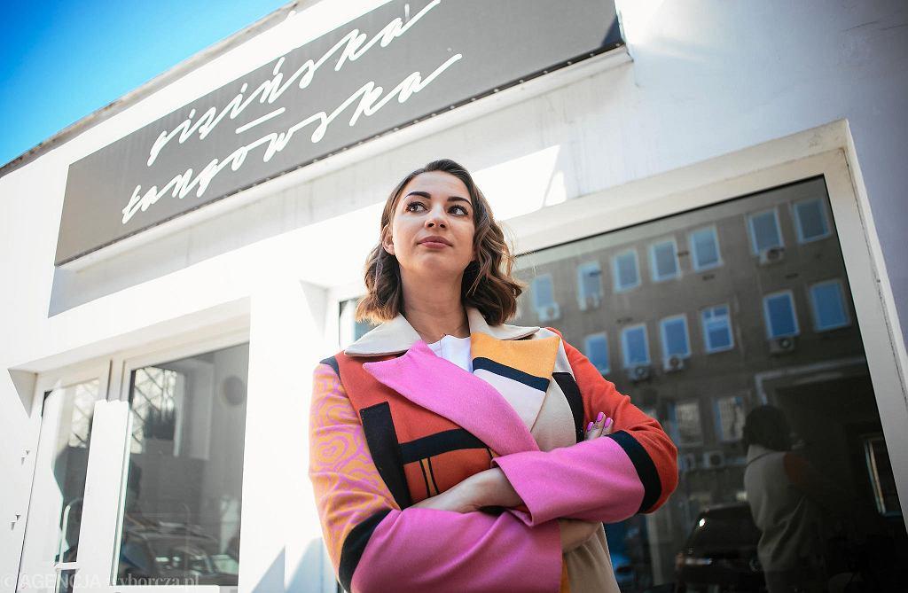 Anna Gaca, właścicielka salonu kosmetycznego Sakura przy ul. Strzałowej 8b w Toruniu