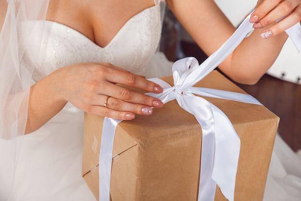 Prezent na ślub- ranking. Sprawdź, co sprawi radość młodej parze