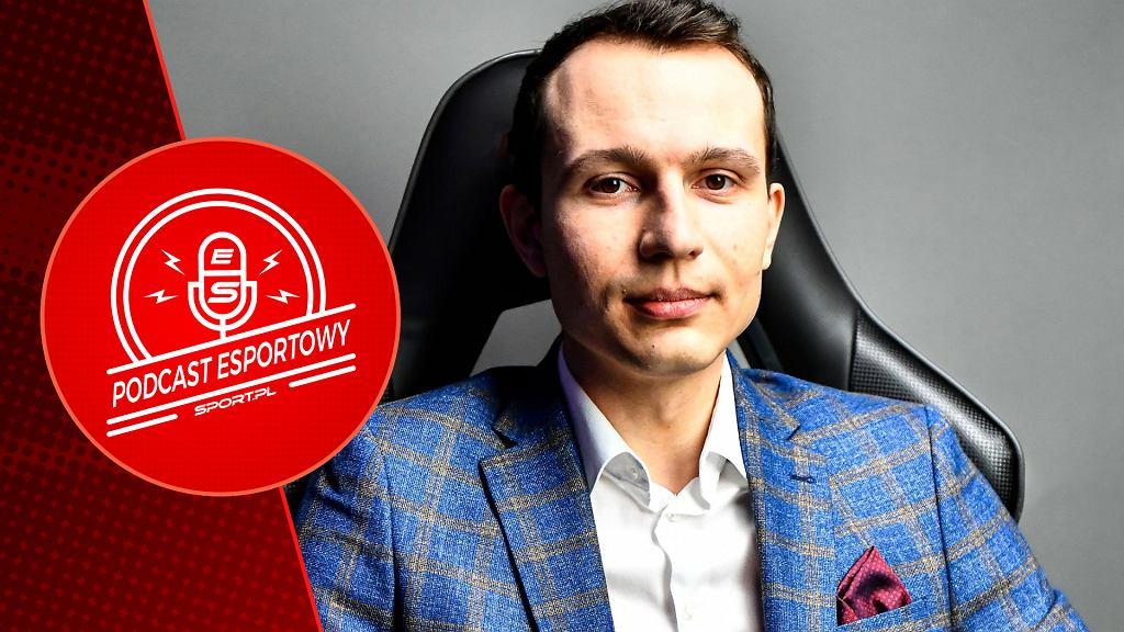 Olek 'Vuzzey' Kłos był gościem drugiego odcinka 'Podcastu Esportowego' Sport.pl