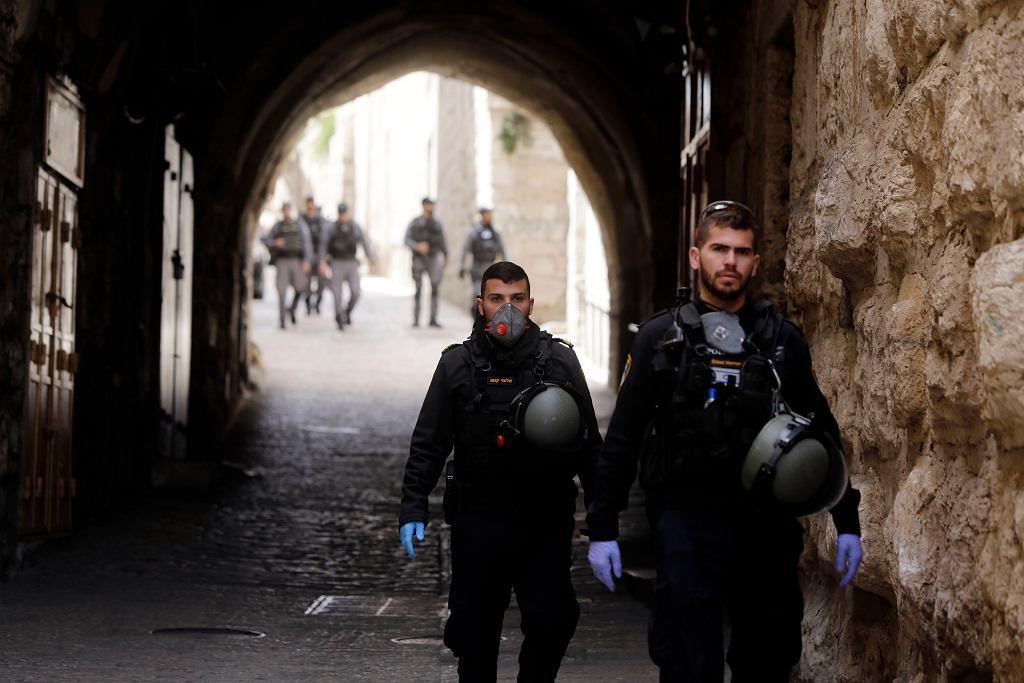 Izrael uruchamia bunkier (zdj. ilustracyjne)