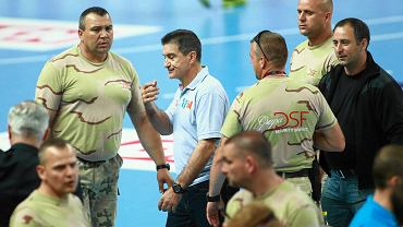 Czwarty mecz finałowy o mistrzostwo Polski: Orlen Wisła - Vive Kielce 25:34