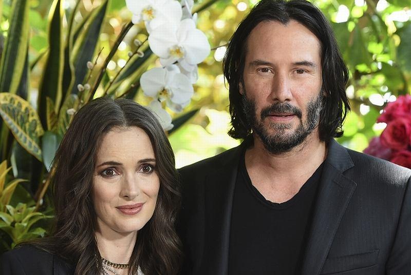 Winona Ryder i Keanu Reeves są małżeństwem?