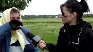 Dziennikarka TVP Info pytała mieszkańców wsi, gdzie znajdzie 'gejówki'