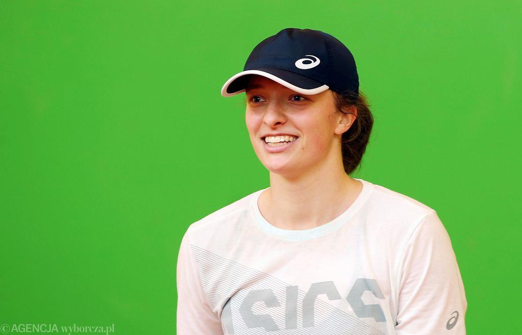Iga Świątek na 16. miejscu w rankingu WTA