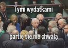Za ochronę Kaczyńskiego płacimy 1,6 mln zł. PO sporo wydaje za to na alkohole. Oto nieznane wydatki partii