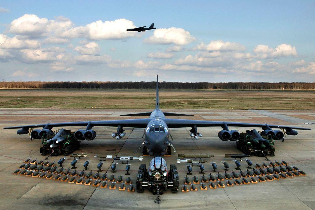 Bombowiec B-52