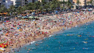 W Lloret de Mar podzielą plażowiczów według grup wiekowych