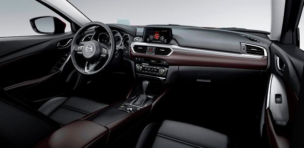 Mazda 6 2017