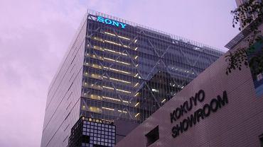 siedziba Sony