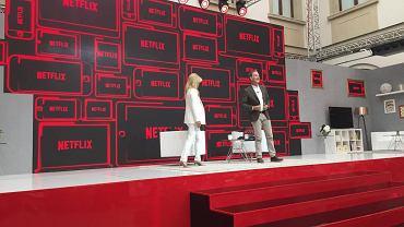 Konferencja Netflix, 20 września 2016