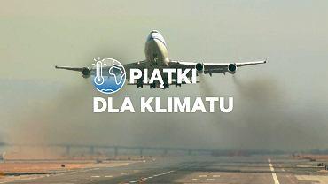 Ruch lotniczy przyczynia się do globalnego ocieplenia